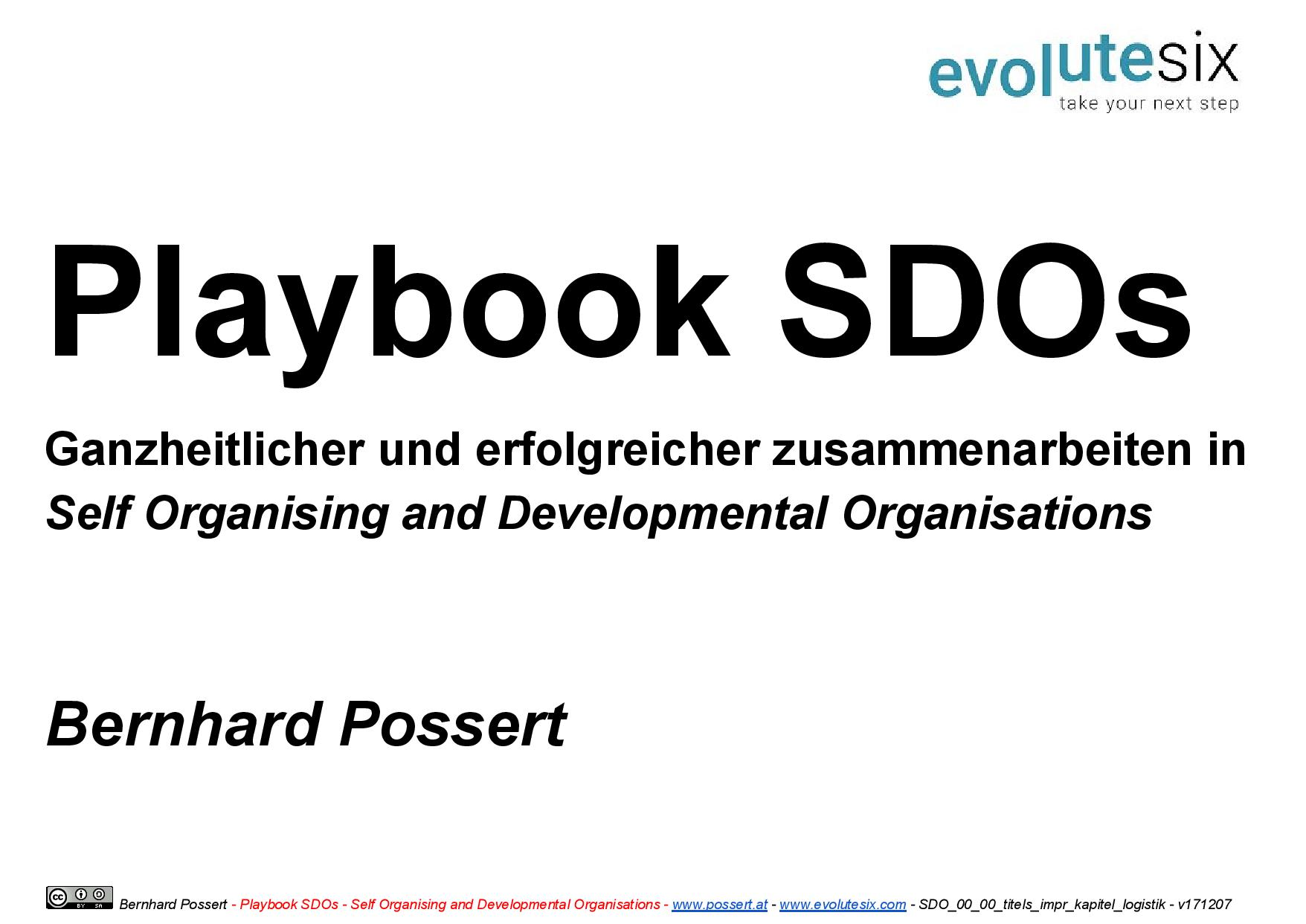 SDO dt playbook 171208 cover