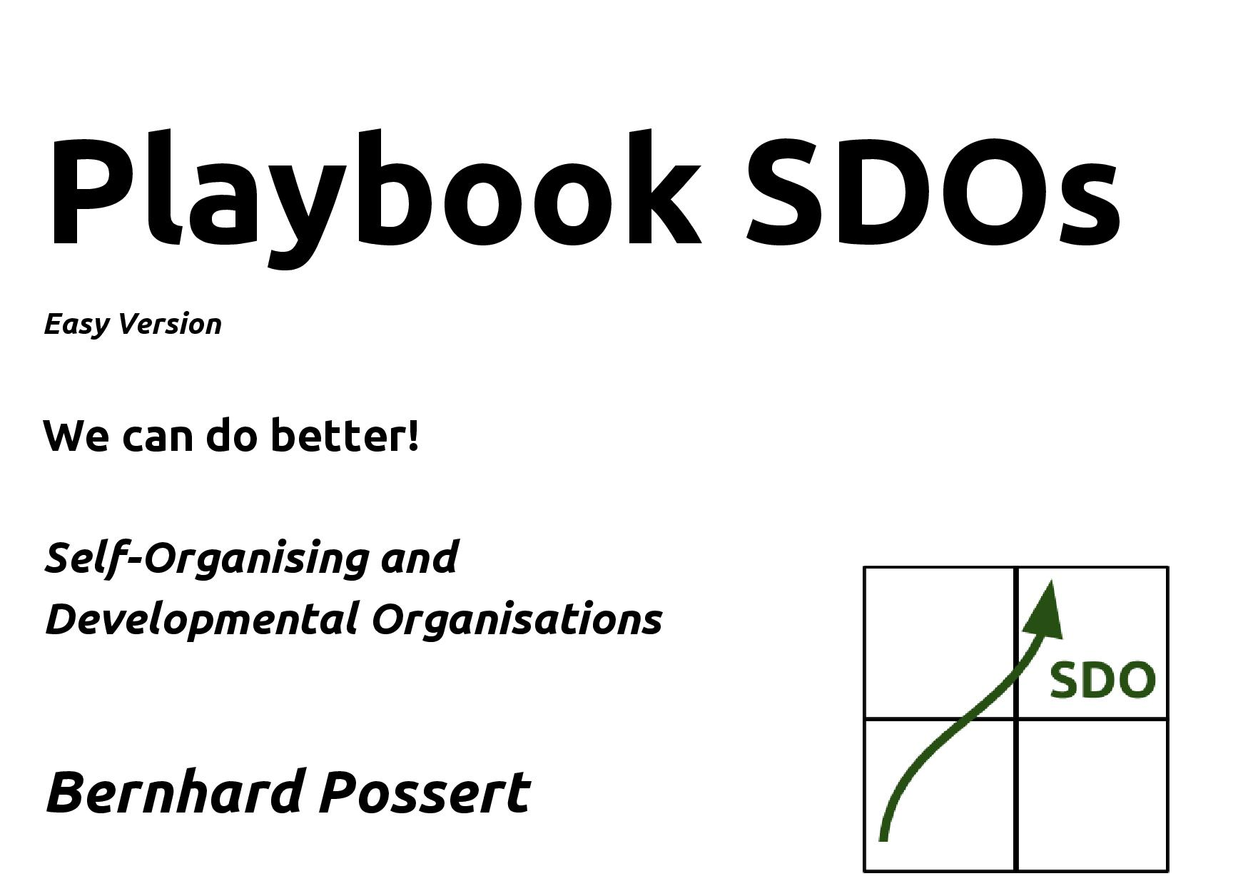 SDOe playbook 181003 cover